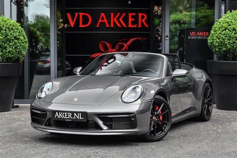 Porsche 911 4S CABRIO LIFT+PDCC+4WSTURING+ACC NP.245K afbeelding 1