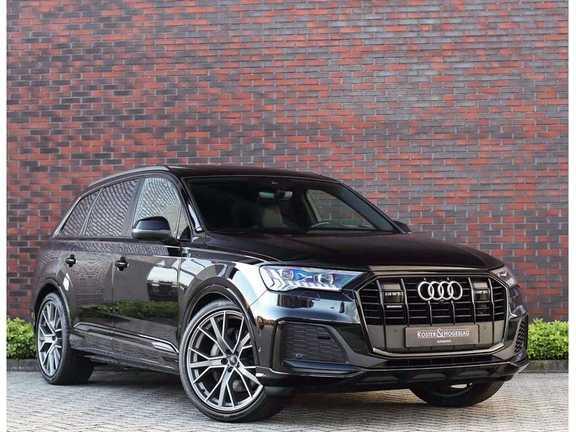 Audi Q7 50TDI Quattro S line Edition *7-persoons*3x S-Line*Sportstoelen*Pano*Vol!*