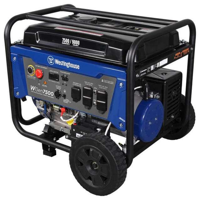 WGen7500 Generator