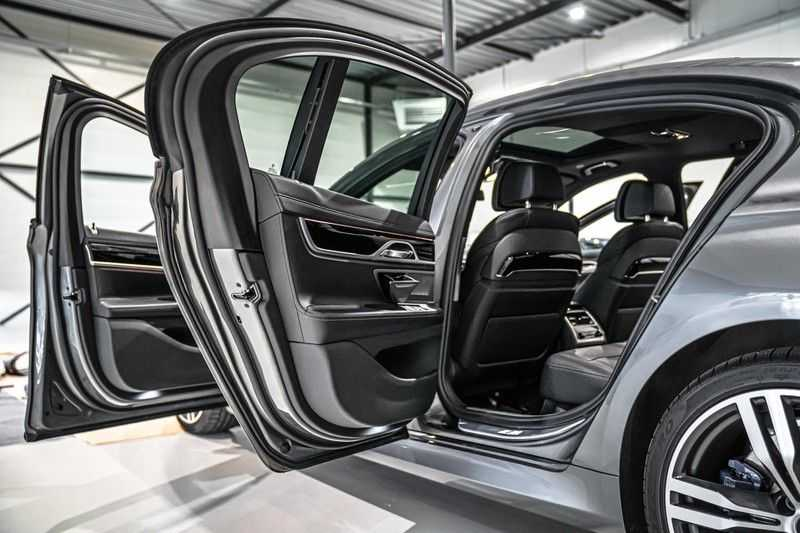 BMW 7 Serie 740e iPerformance M sport | €49.000,- Ex BTW| NP€135.000,-| Massagestoelen | Soft close | 20 inch | Surround view | Harman kardon afbeelding 21