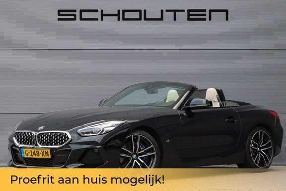"BMW Z4 Roadster sDrive High Executive M-Sport Shadow Live cockpit Leer 19"""