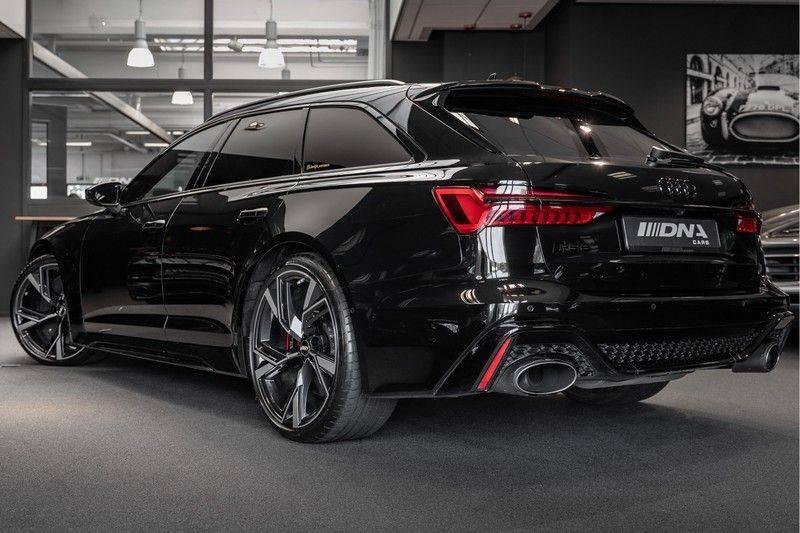 Audi A6 Avant RS 6 TFSI quattro Akrapovic B&O Panoramadak afbeelding 5