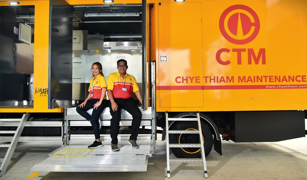Chye Thiam Maintenance
