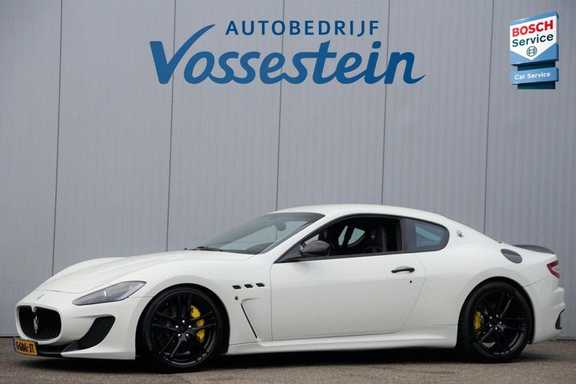 Maserati GranTurismo 4.7 MC Stradale 450 PK / Ceramik / F1 / 2-zitter / 497 worldwide! / Kuipstoelen / Cruise