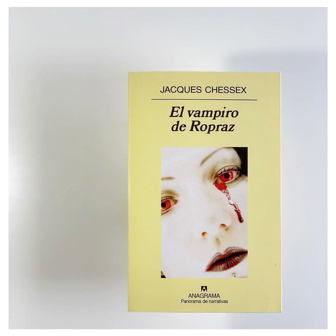 "Imagen de Reseña de ""El vampiro de Ropraz"", de Jacques Chessex"