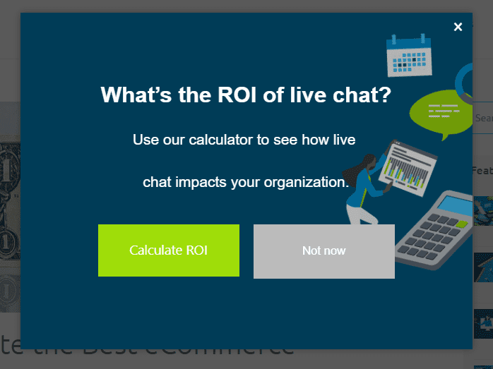 9-exit-intent-popup-to-access-ROI-calculator-tool