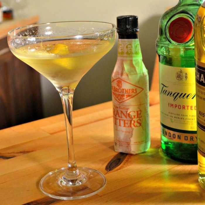 Alaska Cocktail Cocktail