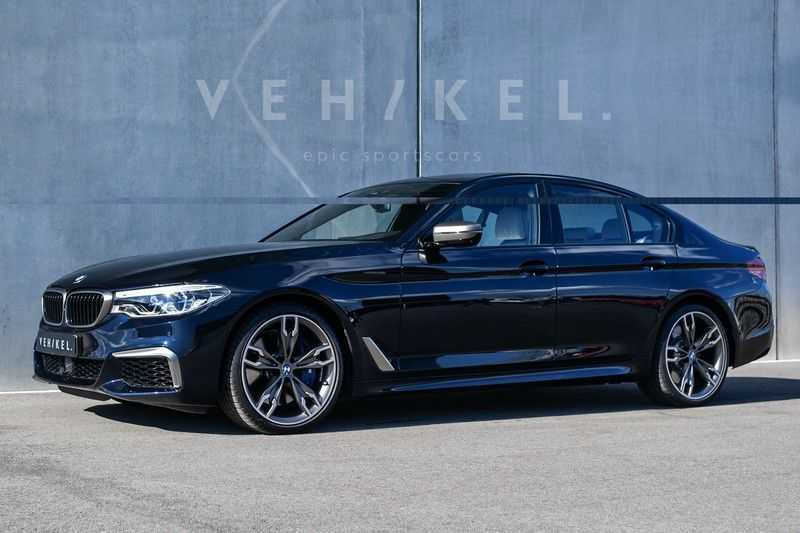 BMW 5 Serie M550i xDrive High Executive // BTW-auto // First owner afbeelding 6