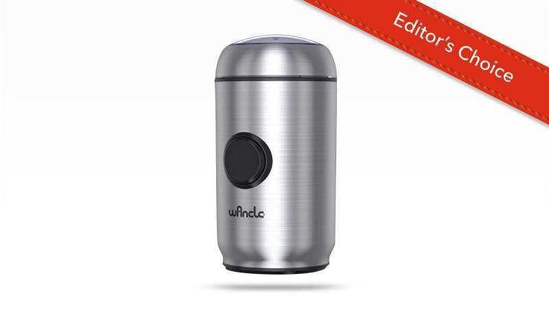 WANCLE Electric Coffee Grinder