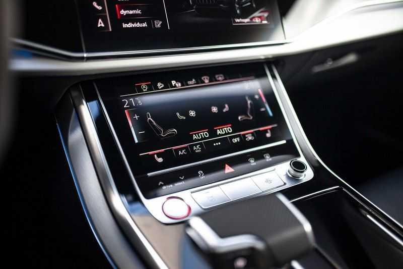 Audi SQ8 4.0 TDI Quattro *S-Sportstoelen / Pano / B&O / HUD / ACC / Nachtzicht* afbeelding 21