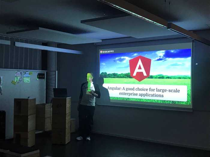 How I Would Start A New Angular Project Image