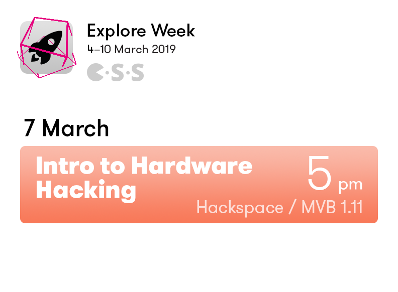 Workshop: Intro to Hardware Hacking