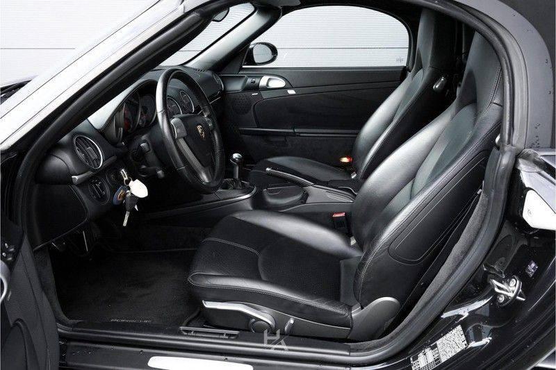 """Porsche Boxster S 3.4 295PK Xenon Leer Bose 19"""" afbeelding 2"""