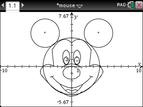 TI-Nspire Mickey Mouse 04