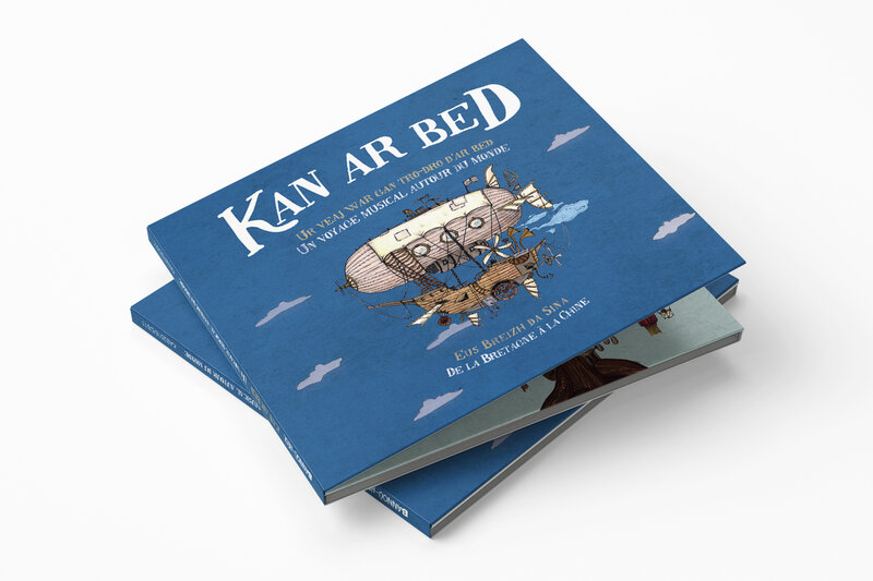 Kan ar Bed - CD