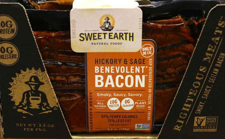 Sweet Earth Bacon