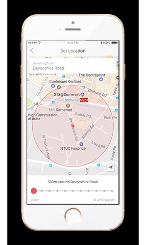 Vanitee iOS app