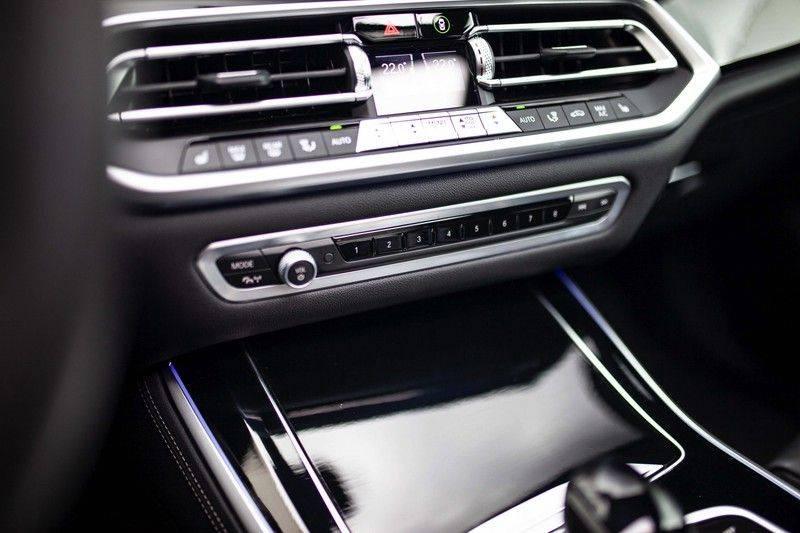 BMW X5 xDrive30d High Executive *M Pakket / Laser / Pano / HUD / Keyless / Trekhaak* afbeelding 18