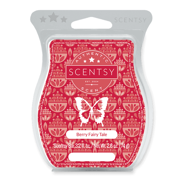 Picture of Berry Fairy Tale Scentsy Bar