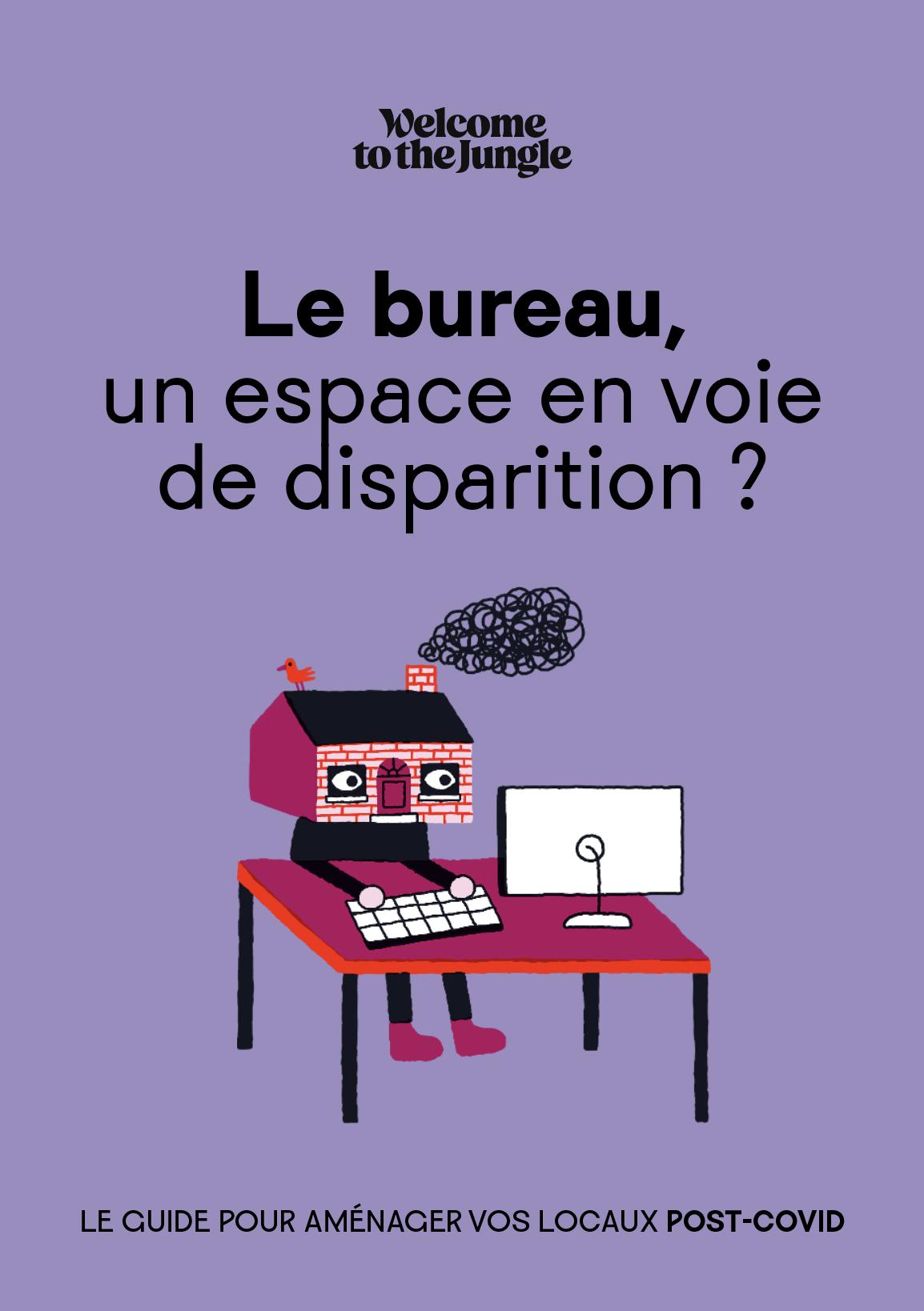 Le bureau, un espace en voie de disparition ?