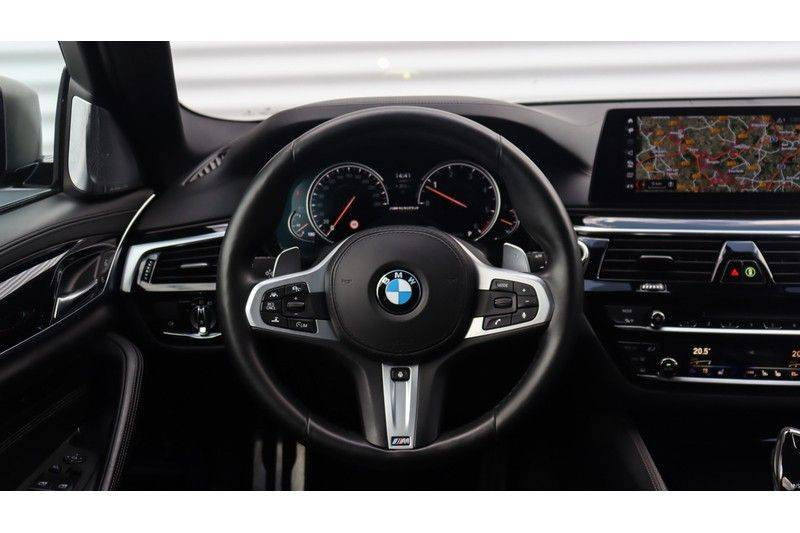 BMW 5 Serie Touring M550d xDrive High Executive Bowers & Wilkins, Head-Up Display, Soft-Close, Stoelventilatie afbeelding 6