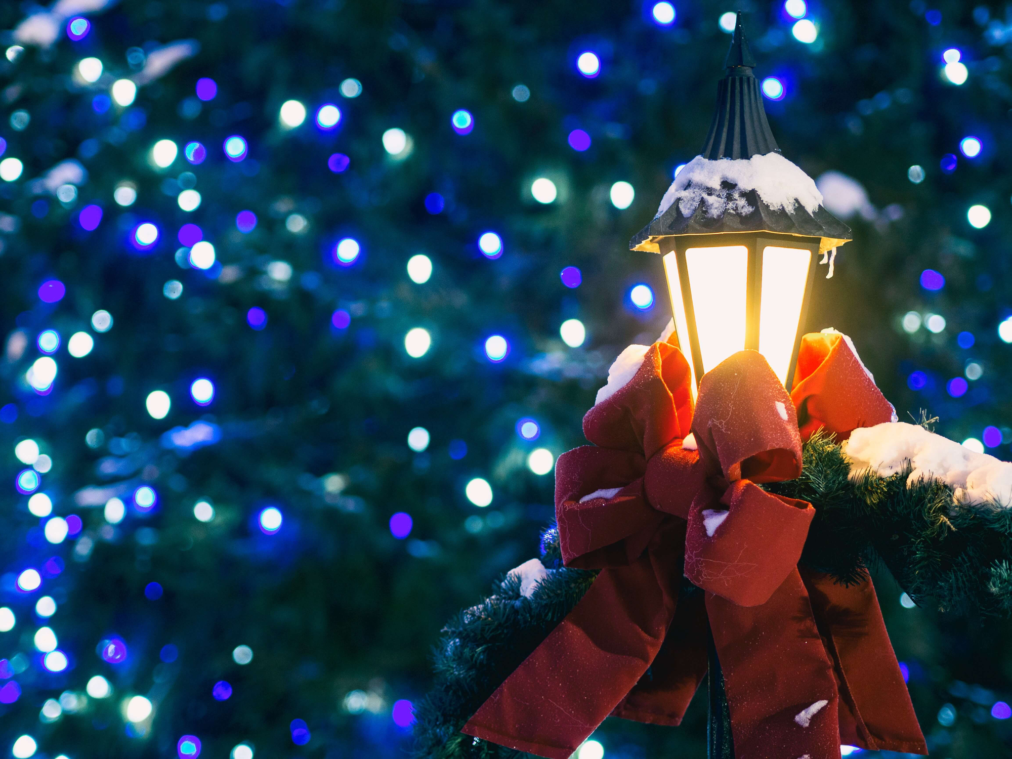 Why You Won't See us Producing Christmas Content this Month