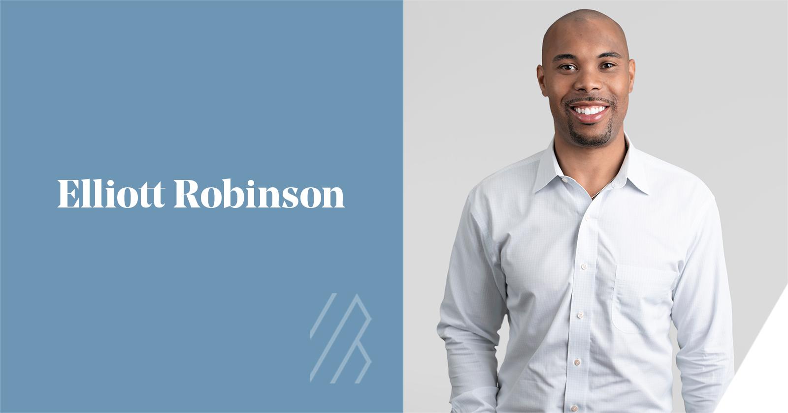 Elliott Robinson