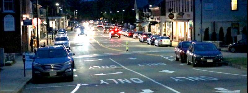Downtown Concord, MA