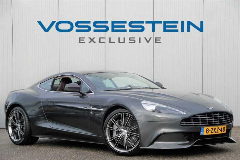 Aston Martin Vanquish 6.0 V12 Touchtronic 2+2 Carbon Edition / One77 Stuur / Camera / B&O / Camera afbeelding 2