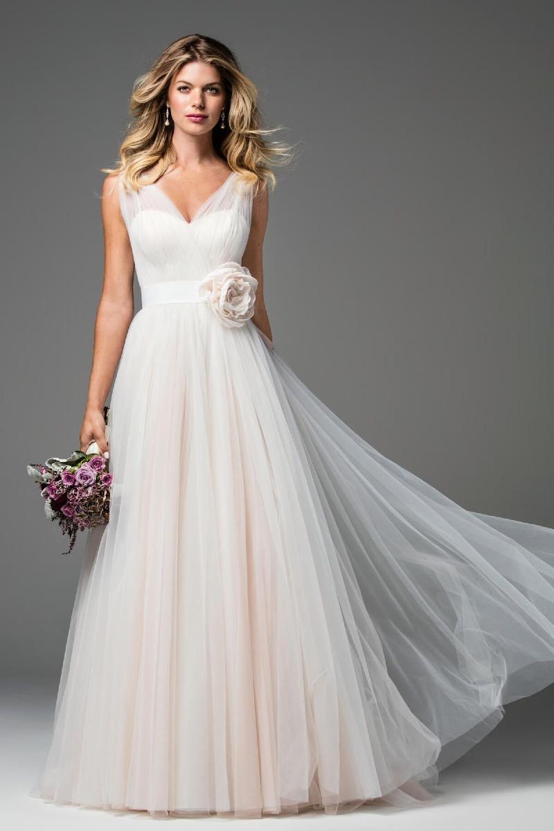Wtoo by Watters Agnessa wedding dress