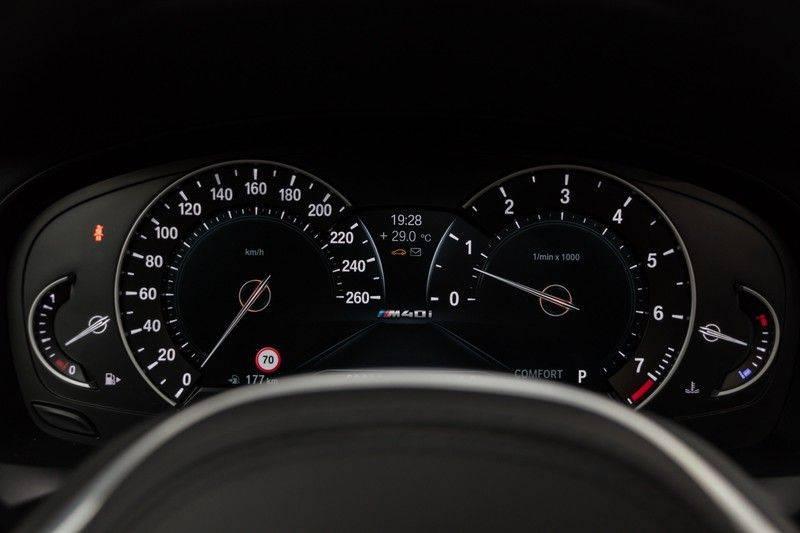 "BMW X3 M40i xDrive 360pk Panoramadak VirtualCockpit ShadowLine Sportleder Hifi AmbientLight 20"" Camera ParkAssist Pdc afbeelding 20"
