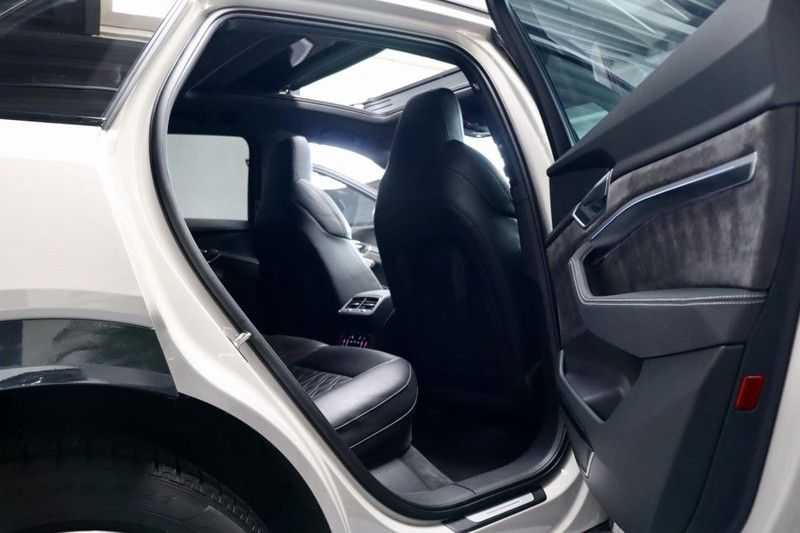 Audi e-tron 55 Quattro Advanced Pro 2X S-Line HUD Siambeig EX BTW afbeelding 17