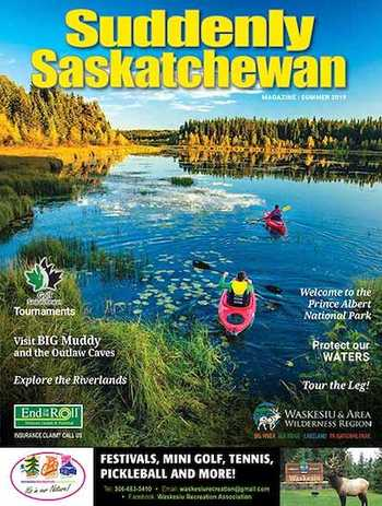 Suddenly Saskatchewan Magazine - Issue: Summer 2019