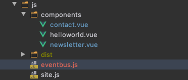 event bus directory