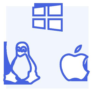 Cross-Platform logo