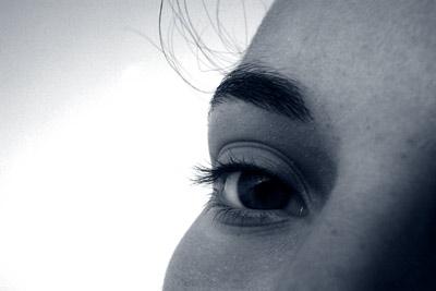 Laura, ojo derecho