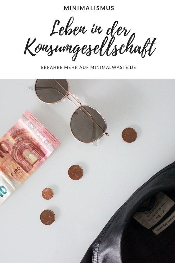 Pinterest Cover zu 'Warum leben wir in einer Konsumgesellschaft?'