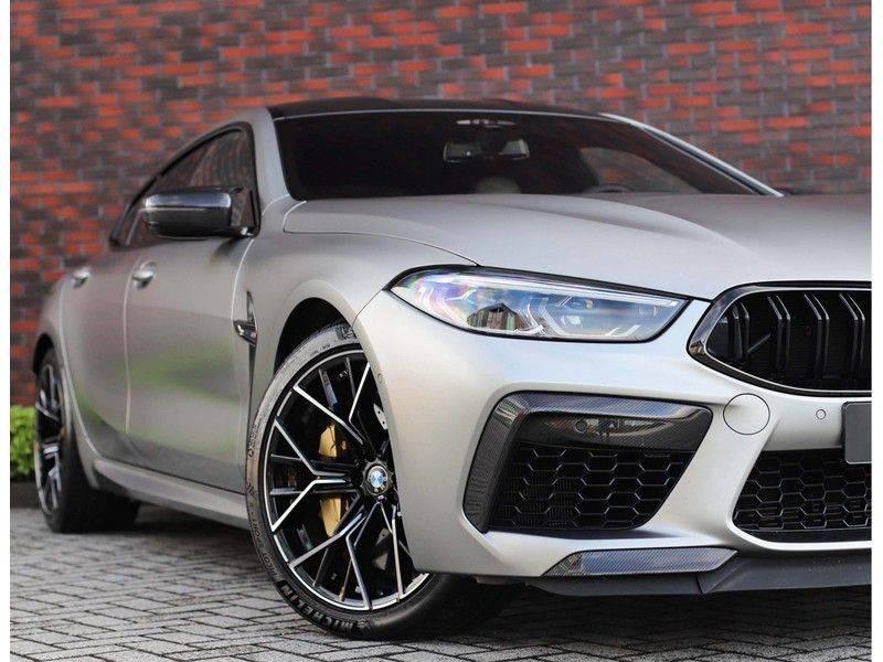 BMW M8 Gran Coupé Competition *Carbon*HUD*B&W Diamond*Vol!* afbeelding 2