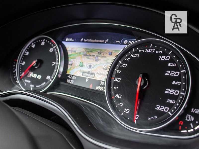 Audi RS6 Avant 4.0 TFSI RS6 PERFORMANCE | KERAMISCH | CARBON | EXCLUSIVE | MILLTEK afbeelding 25