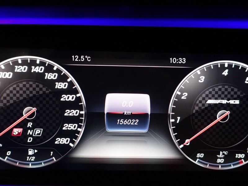 Mercedes-Benz E-Klasse Estate 43 AMG 4MATIC Prestige 402pk Aut- Pano, Keramisch, Widescreen, Full! afbeelding 10