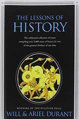 Related book The Lessons of History Cover