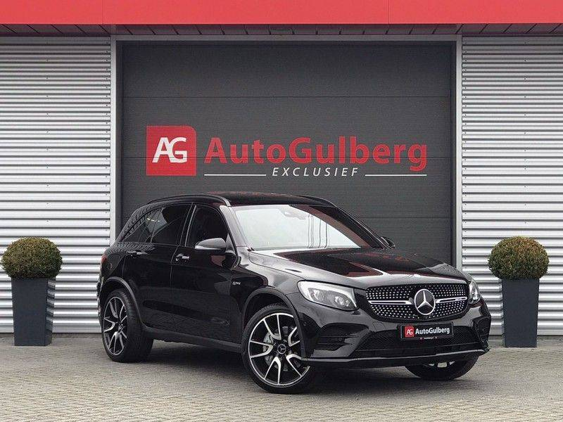 Mercedes-Benz GLC 43 AMG 4MATIC 367PK ACC, Pano, Memory Seats, 360* Camera, Luchtvering, Command Online, Lane Assist, 20INCH afbeelding 1