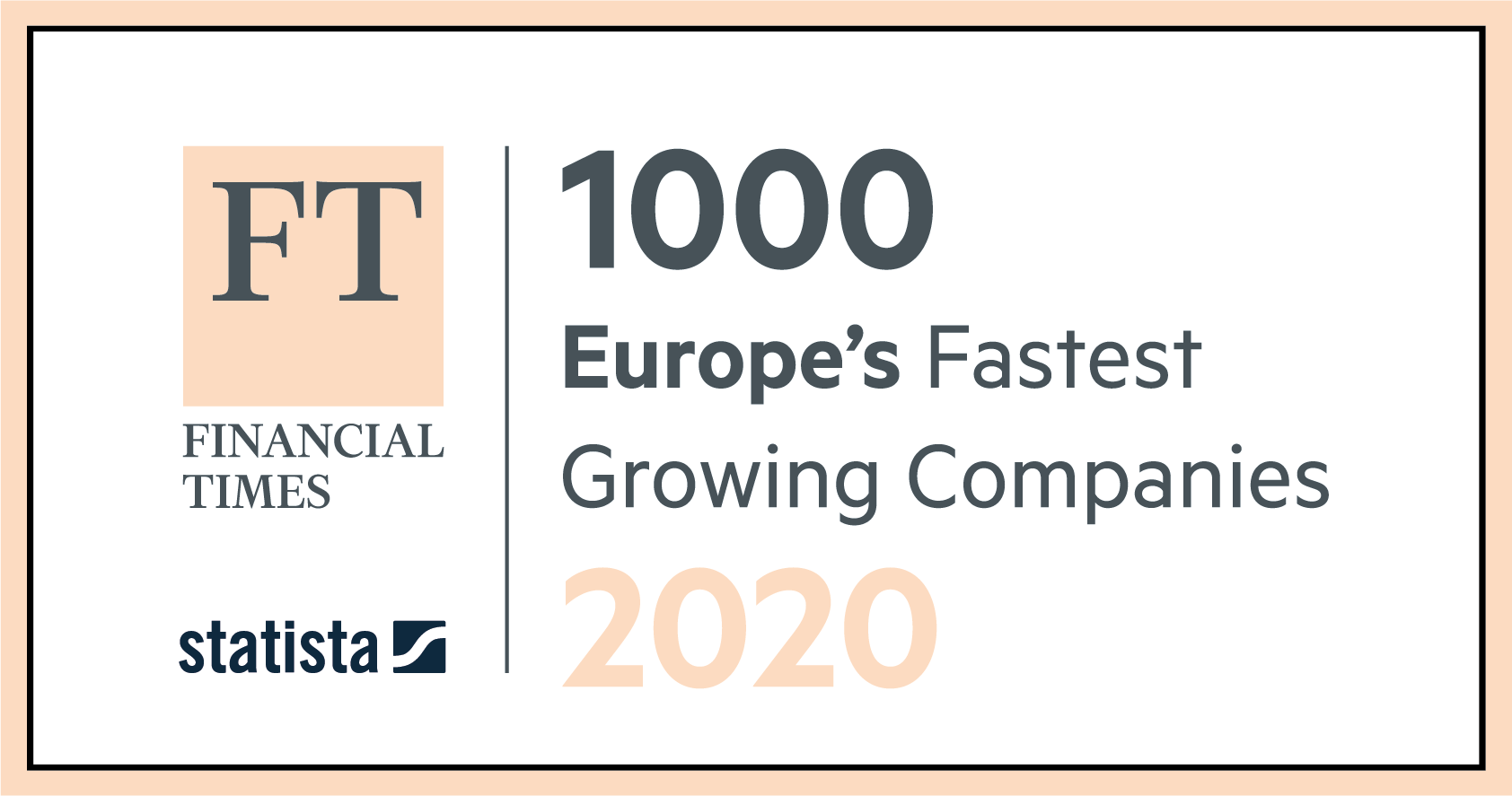 FT 1000 Europe's fastest-growing companies