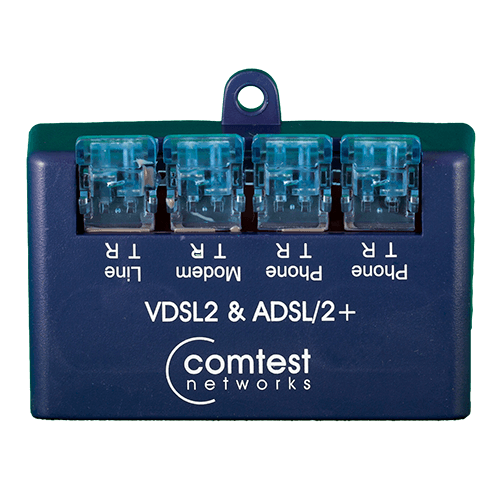 Universal VDSL2 Splitter with EMI Suppression product image