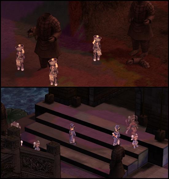 Louyang dungeon screenshot