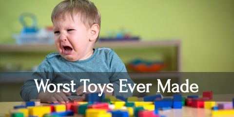 The Top 10 Worst Toys Ever Made