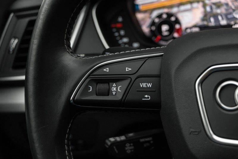 "Audi SQ5 3.0 TDI 347pk Quattro Black Edition Panoramadak Luchtvering Valconaleder B&O Keyless ACC Navi-High Matrix Camera 21""Performance Pdc Verlengde fabrieksgarantie afbeelding 21"