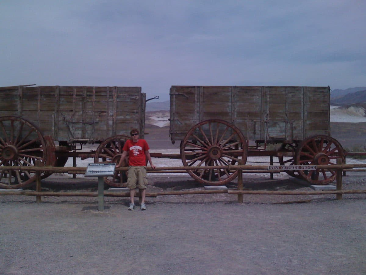 20 mule borax wagons