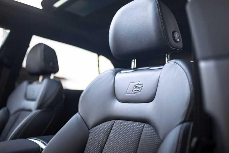 "Audi Q8 55 TFSI E Hybride Quattro *S-Line / B&O / Pano / 23"" / Black Pack / ACC* afbeelding 13"