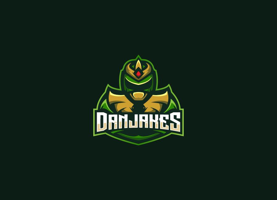 Danjakes Twitch logo